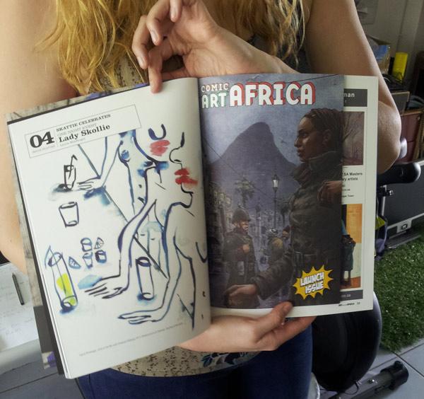 ComicArtAfrica