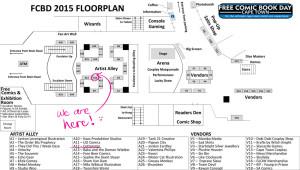 FCBD2015 Floorplan