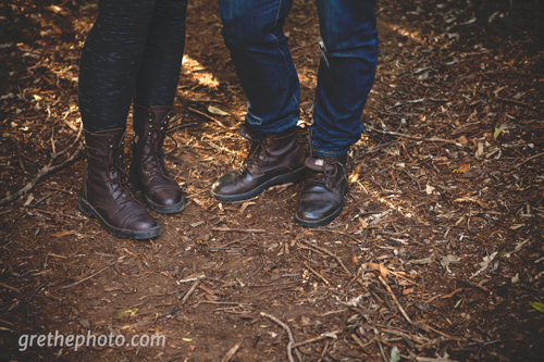 Yes, those are our feet! Photo by the amazing Grethe Rosseaux / grethephoto.com