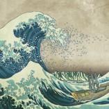 The Great Wave off Blouberg by Ben Geldenhuys