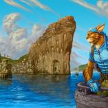 Brandwag Bay (Chapter 5 cover) by Daniël Hugo